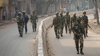 DANGEROUS FORCES BEHIND NEW DELHI RIOTS