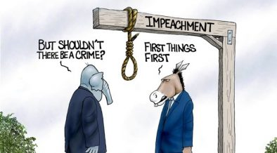 IMPEACHMENT: THIS TIME IT'S FOR REAL!