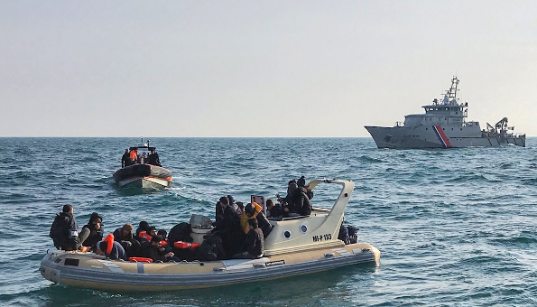The Truth About The Channel Migrant Crisis
