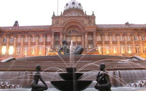COUNCIL ADMITS GLOBALISATION HAS RAPIDLY CHANGED BIRMINGHAM