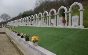 ABERFAN. CONDEMNED TO DEATH BY SIMPLETONS, KNAVES AND THE N.C.B.