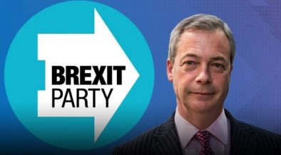 CHAOS AND MISDIRECTION IN THE BREXIT PARTY?