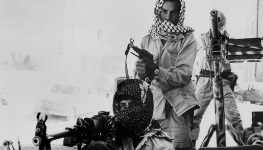 The Muslim Slaughter of 25,000 Palestinians