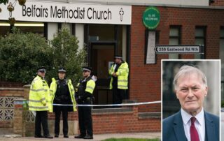 David Amess Murder: A Message To The Muslim Council of Britain