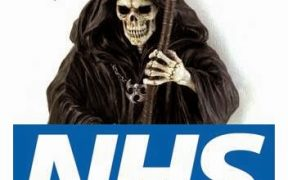 THE KILLING FIELDS OF THE NHS