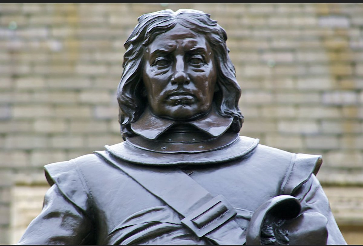 THAT CROMWELL MOMENT.....