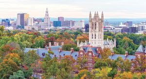 A LETTER MAILED FROM IVY LEAGUE ROW