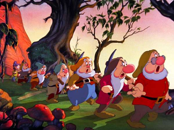 Heigh-Ho, Heigh-Ho, It's Off To Work We Go