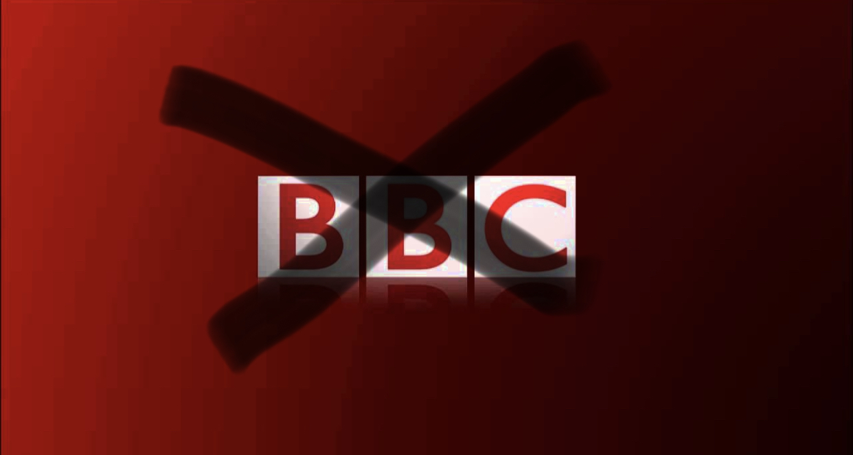 AXE THE BBC NOW!