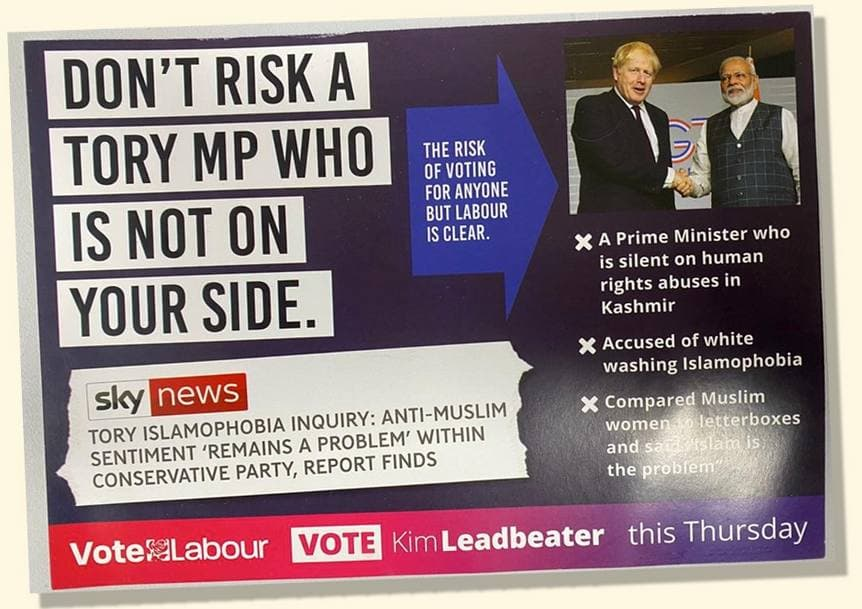 Poor Old Labour