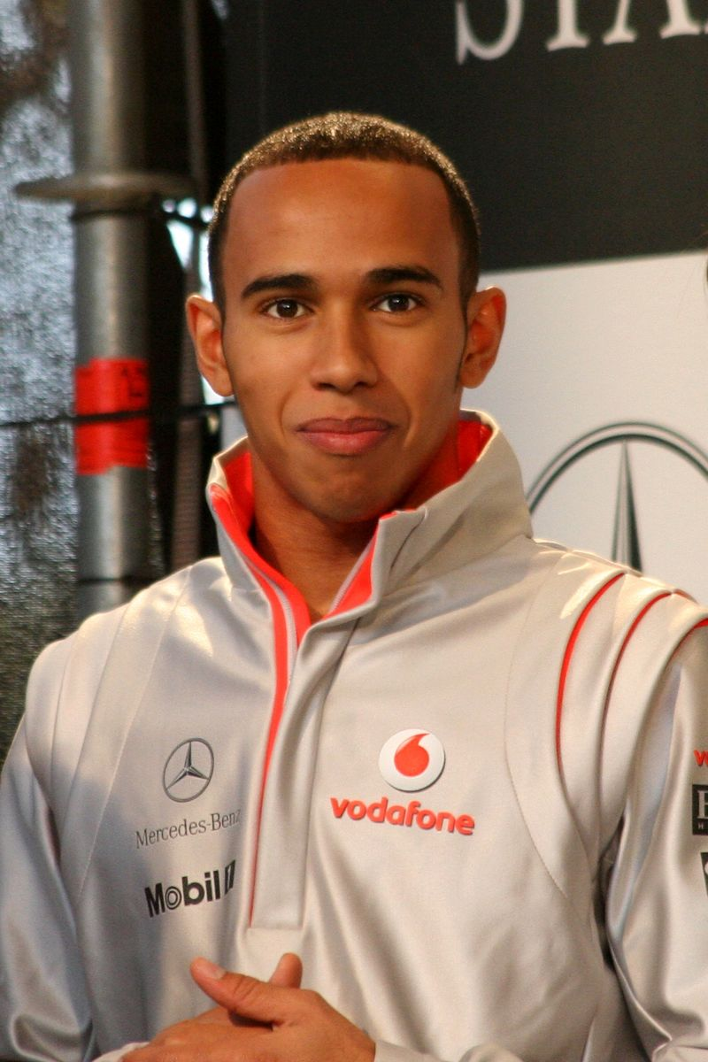 The Two Faces of Lewis Hamilton