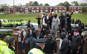 WHAT EXACTLY IS THE 'MUSLIM DEFENCE LEAGUE'?