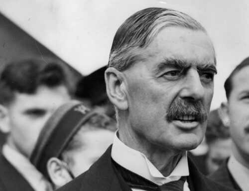 Russia And The Ghost Of Neville Chamberlain