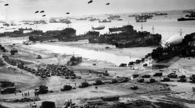 D-DAY, DELIVERED BY THE GREATEST GENERATION
