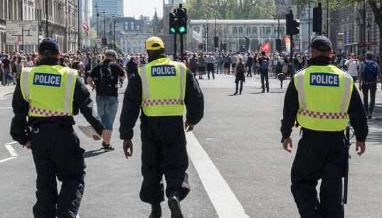 Minority Recruitment into the Police Force