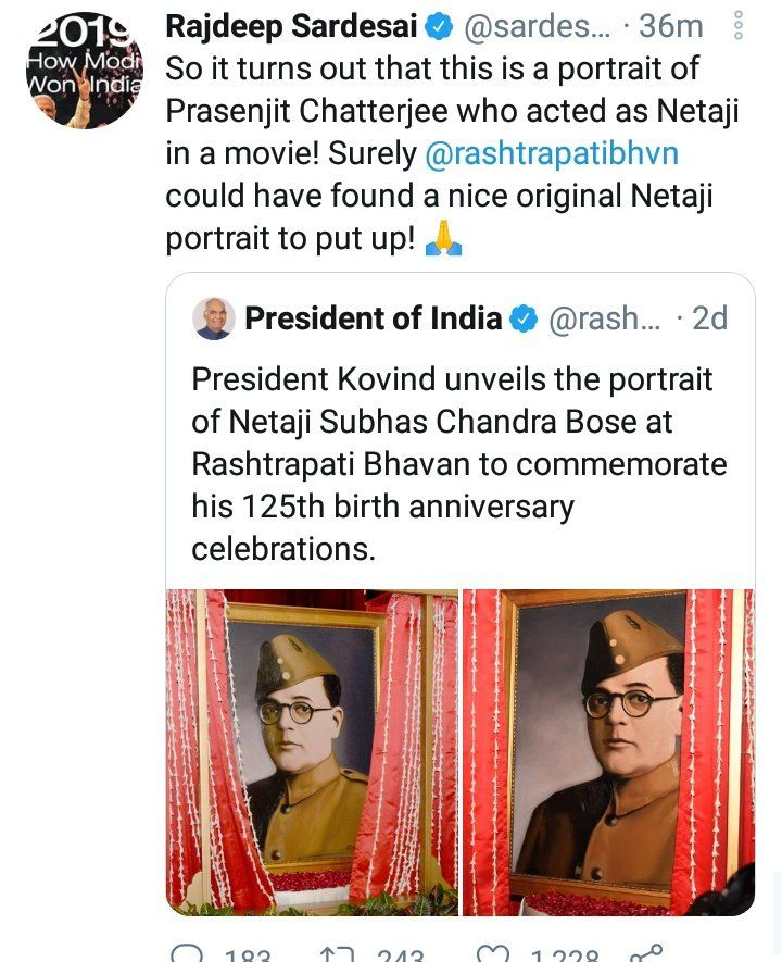 Indian Media Falling From Grace