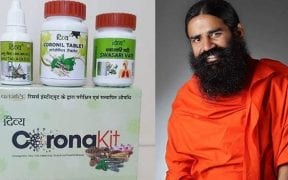 India: Ramdev's Pricing of Covid Immunity Booster