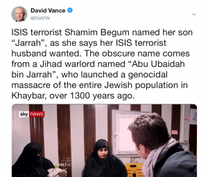 ISLAMIC STATE GIRL SHAMIMA BEGUM WAS SHE BANGLADESHI?
