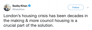 DAVID LAMMY SOLVES LONDON'S HOUSING CRISIS!
