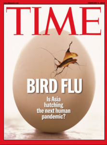 PANDEMICS - CHINA'S GIFT TO THE WORLD?