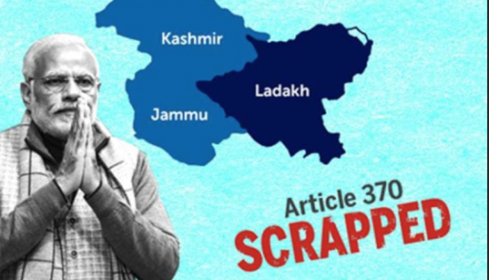 The Right to Life being Restored in Jammu & Kashmir.