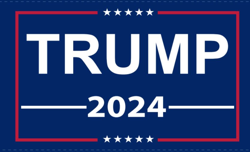 The Donald For 2024 - Hope It Becomes Reality!