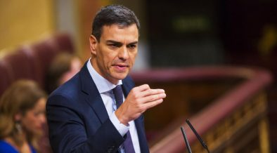 SPAIN'S SOCIALIST GOVERNMENT TO COLLAPSE?