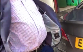 WATCH: TAXI DRIVER CALLS YOUNG WOMAN 'SCOTTISH SCUM' IN RACIST OUTBURST