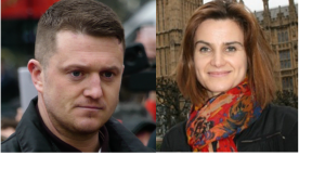FROM JO COX TO TOMMY ROBINSON