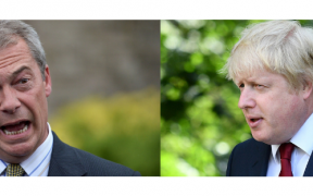 BORIS OR NIGEL?