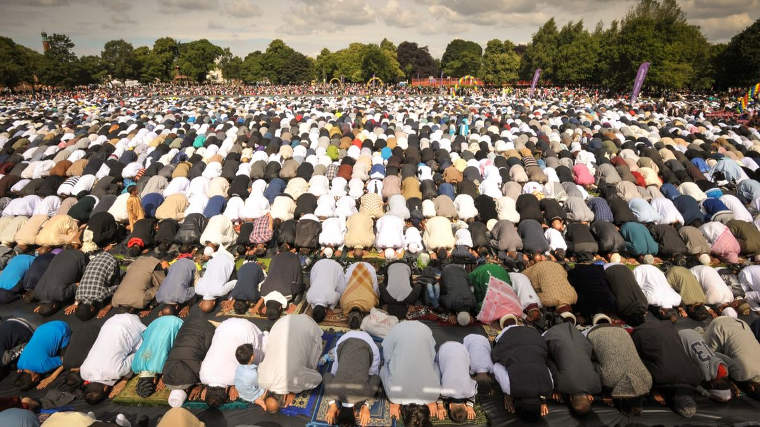 """Muslims to form """"majority in England by 2067"""" Lord Pearson claims"""