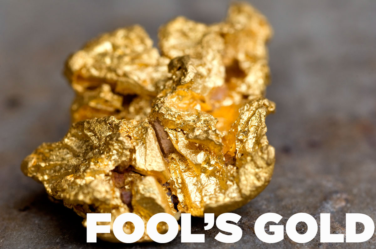 FOOL'S GOLD OVER THE IMMIGRATION RAINBOW