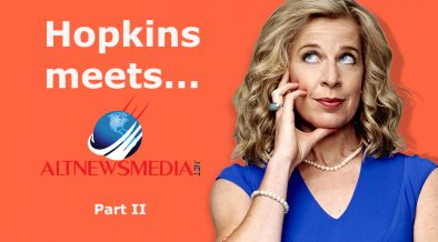 KATIE HOPKINS: THE GREAT REPLACEMENT