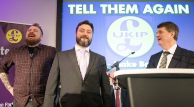 THE DEATH OF UKIP