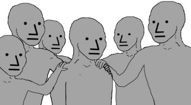 NPC MEMES BREAK THE LEFT