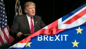 US VIEWS ON BREXIT; GOOD FRIENDS AND A FEW HORRIBLE NEIGHBOURS