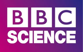 SCIENCE FOLLOWS COMEDY OUT OF THE BBC DOOR