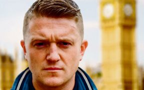 TOMMY ROBINSON - ENEMY OF THE STATE