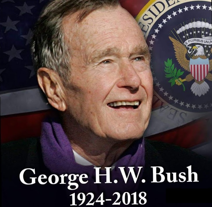 PERSONAL REFLECTIONS ON THE PRESIDENT: GEORGE H.W. BUSH