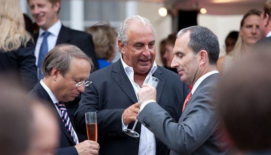 SIR PHILIP GREEN: SPEAK UP OR TAKE THE CASH