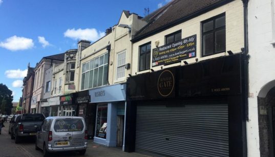 Indian Restaurant Opens, Abuse of Neighbours Claim