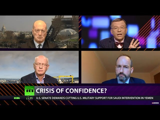 CROSSTALK ON EU: CRISIS OF CONFIDENCE?