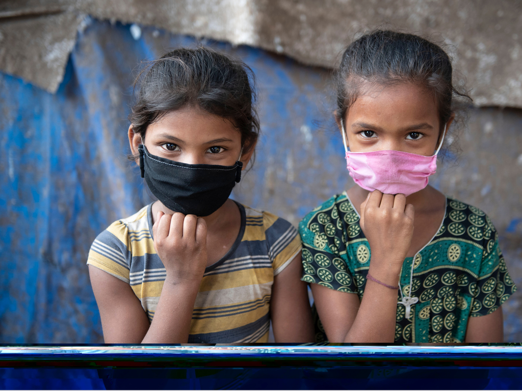 India: Toll On Children's Minds From Lockdown