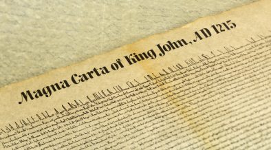 For The Heirs To Magna Carta